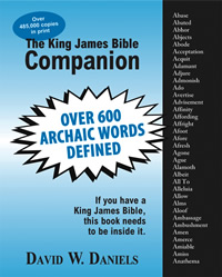 King James Bible Companion
