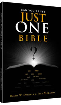 Can You Trust Just One Bible?