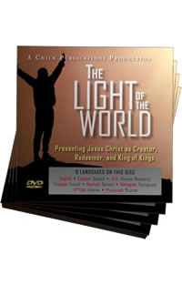 Light of the World - Mini Jacket 10 pack