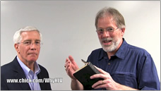 Chick com: Isn't the NKJV just as good as the KJV?