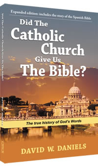 Chick com: Who's In Charge of the Bible?