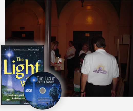 Premier of 'The Light of the World'